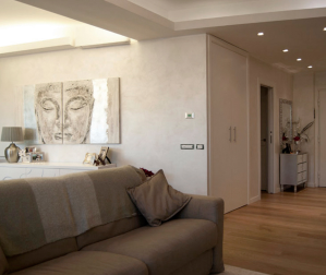 Ristrutturazione controsoffitti - Disposizione stanze in una casa ...