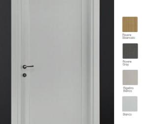 Porte bianche classiche for Porte bianche moderne