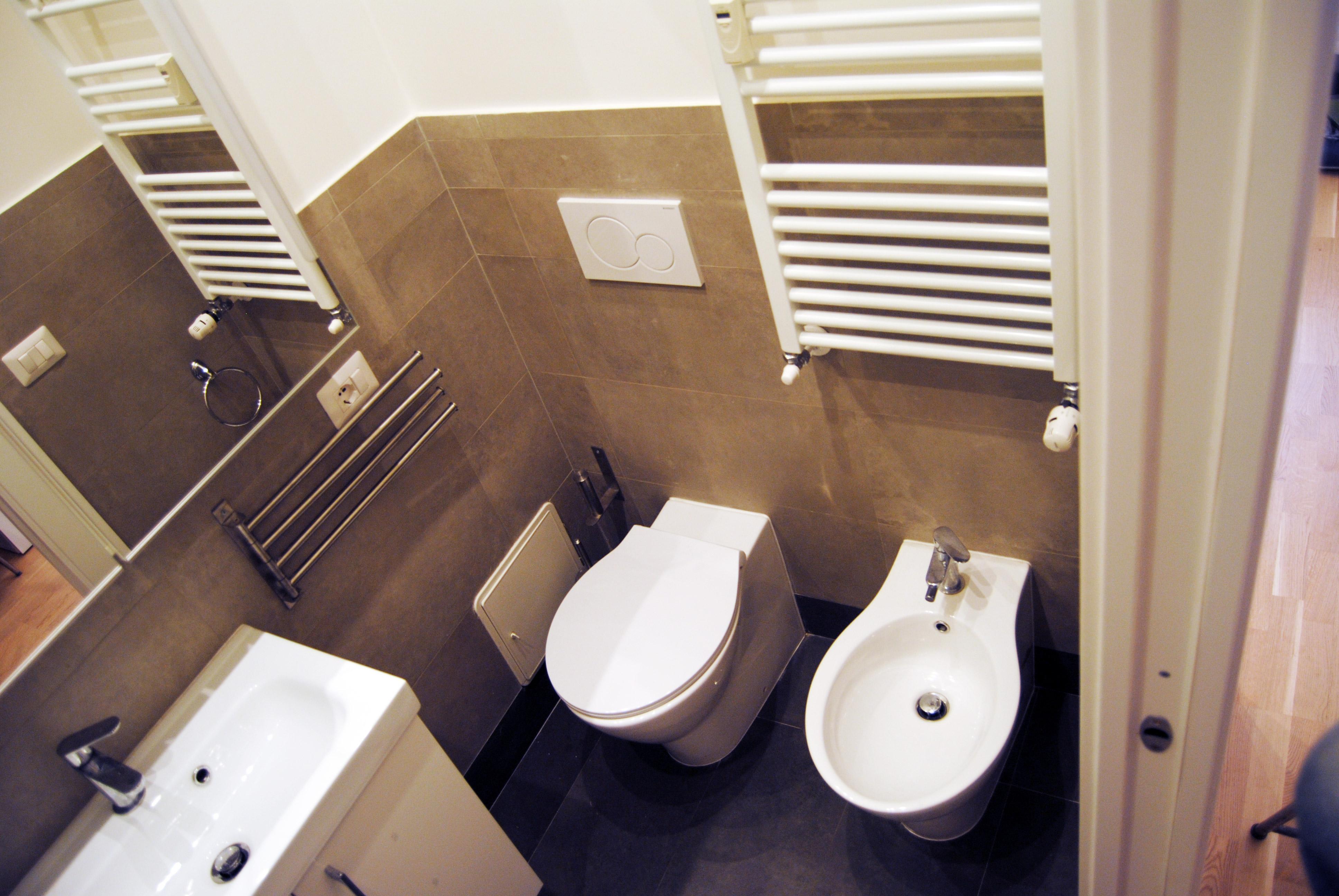 Ristrutturazione appartamento in zona clodio roma - Rifacimento bagno cil o cila ...