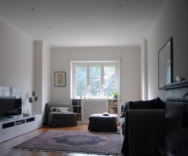 Ristrutturazione appartamento in zona Cinecitta, Roma