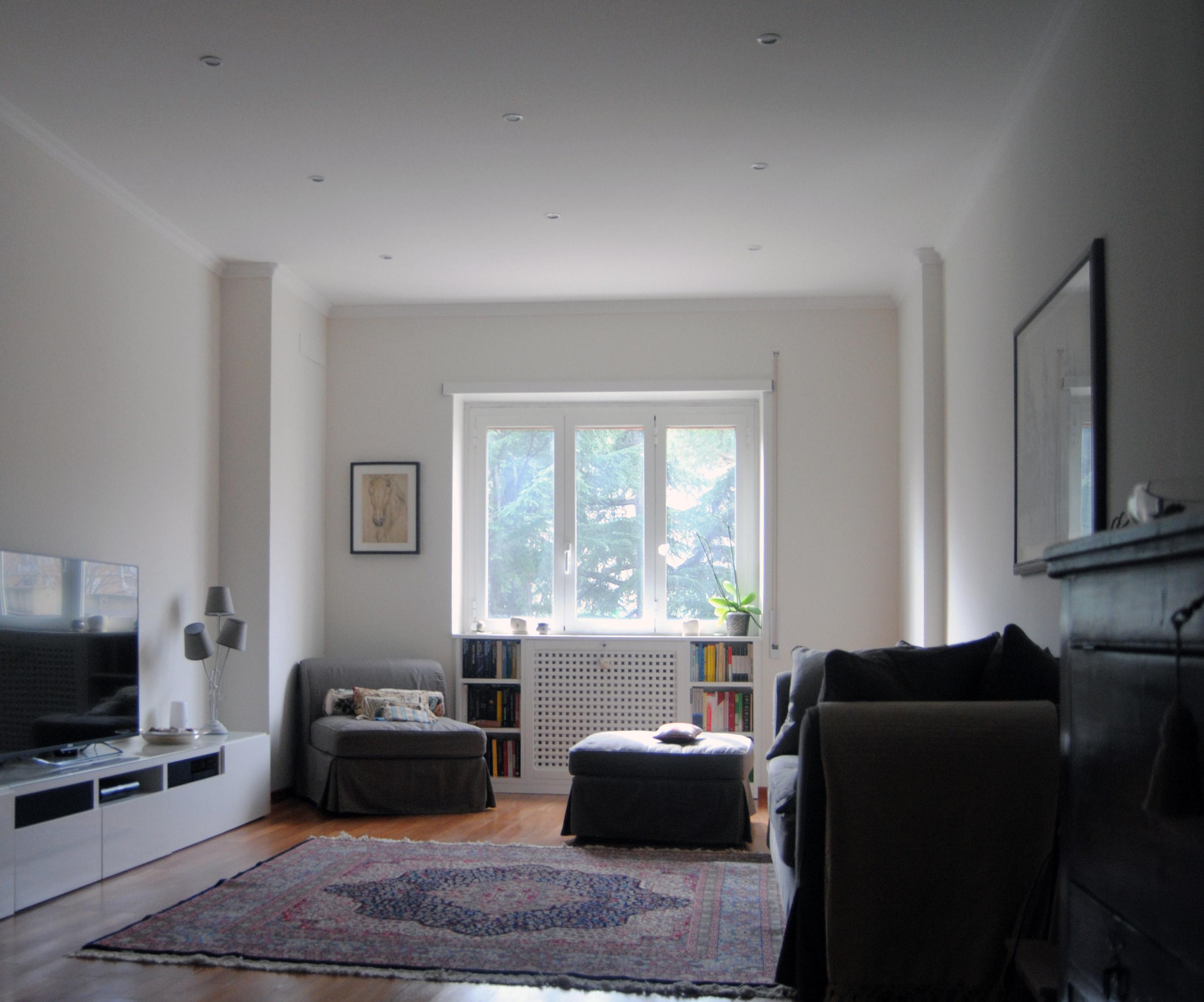 Ristrutturazione appartamento in zona cinecitta roma for Case in ristrutturazione