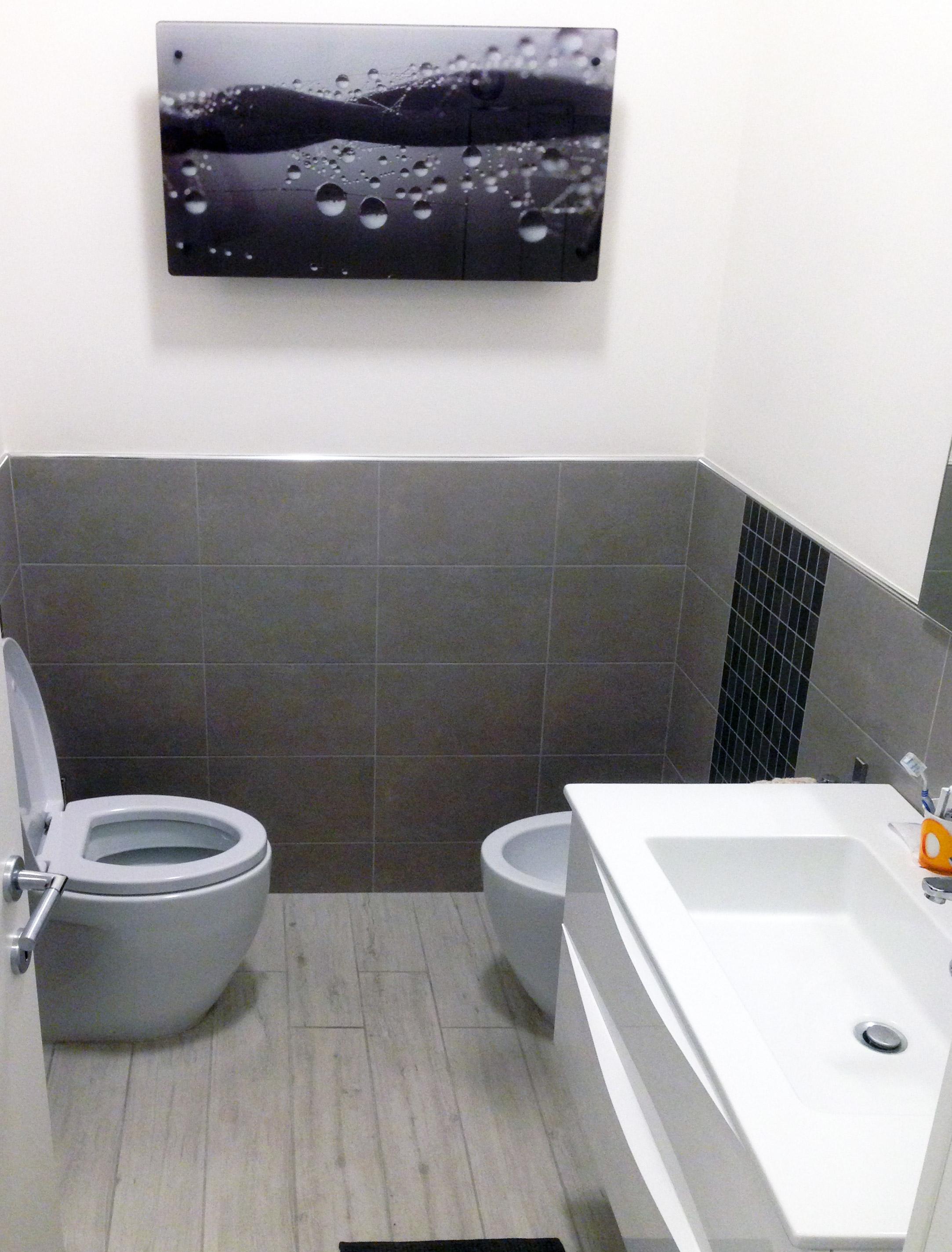 Ristrutturazione appartamento in zona garbatella roma - Rifacimento bagno cil o cila ...