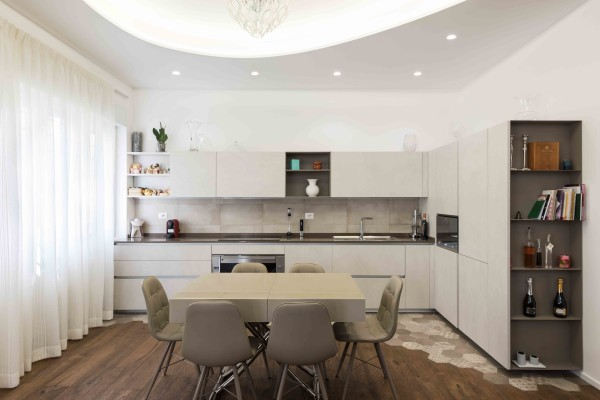 Ristrutturazione appartamento zona Monteverde, Roma