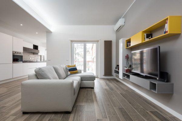 Ristrutturazione appartamento Bufalotta Roma 01