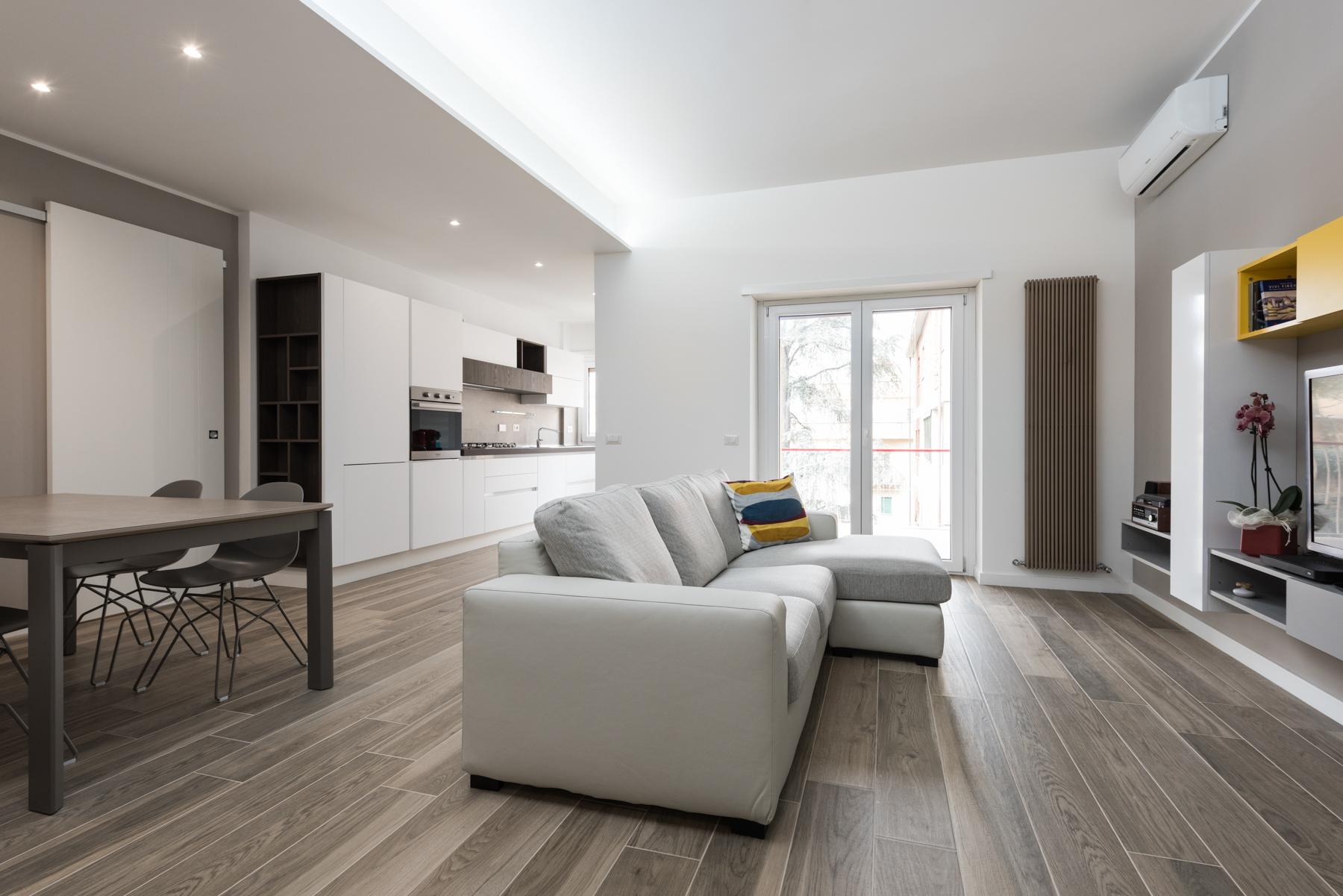 Ristrutturazione appartamento zona bufalotta roma for Ristrutturazione appartamento roma