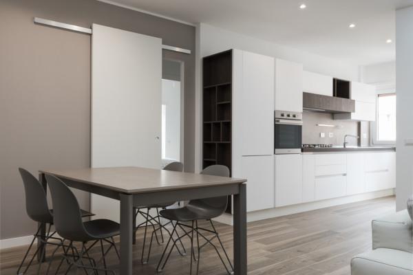 Ristrutturazione appartamento Bufalotta Roma 03