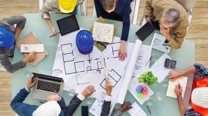 la squadra di fare casa professionisti maestranze e fornitori